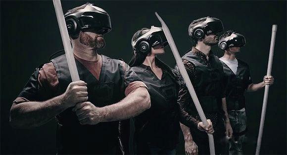 VR游戏开发